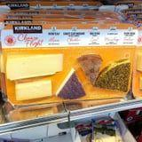 Attention, Cheese-Lovers: Costco Has 2-Pound Cheese Flights For Wine Night, and They're Only $20!