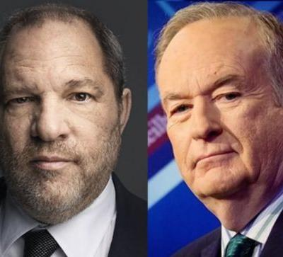 Harvey Weinstein and Bill O'Reilly are Proxies in a Media War Between NBC and Fox News