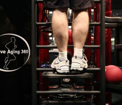Club Fit's hands-on approach keeps older adults on their feet: Living On