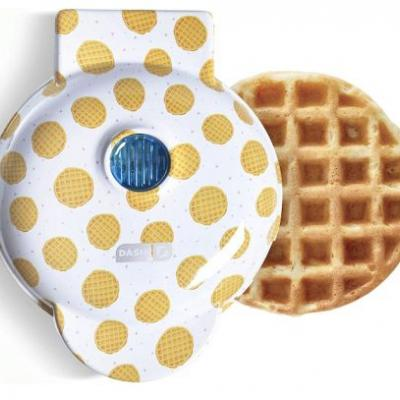 This Best-Selling Mini-Waffle Maker Will Up Your Breakfast Game
