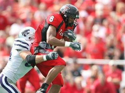 Texas Tech hires ex-Red Raider WR to replace assistant lost to Oregon