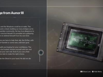 Destiny 2: the Allegiance quest guide
