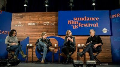 The Sundance Film Festival in the Age of MeToo and Time's Up