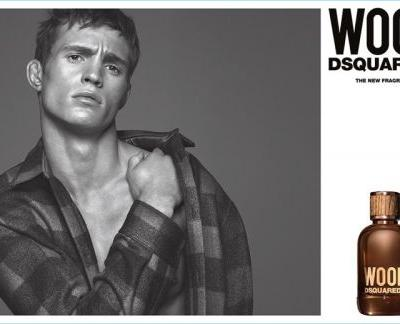 Julian Schneyder Stars in Dsquared2 Wood Fragrance Campaign