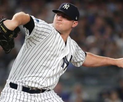 Zach Britton agrees to deal to return to Yankees