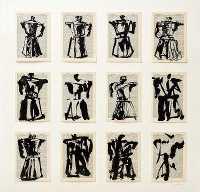 William Kentridge at Arther Ross Gallery