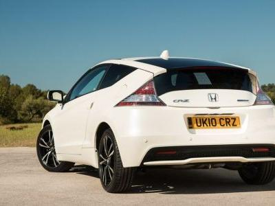 The CR-Z Is A Seriously Underrated Honda