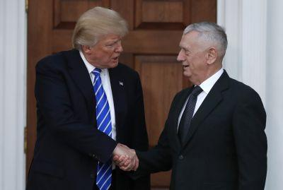 Trump to nominate Washington state native, retired Gen. James Mattis, to lead Pentagon