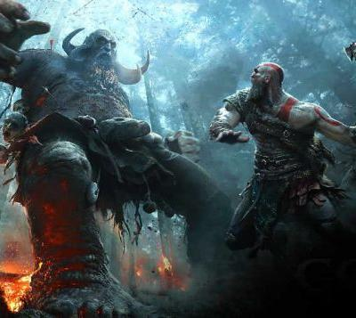 God of War Now Available On PlayStation 4