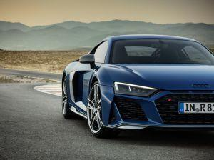 Leaner And Meaner 2019 Audi R8 Is Here
