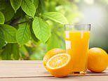 ARSENIC found in fruit juice: Study reveals high levels of the metal in 50% of drinks tested