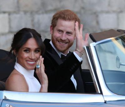 Harry and Meghan Reportedly Chose Your Fave Whitney Houston Song For Their First Dance