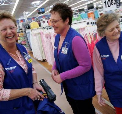 Walmart just gave its employees a huge perk