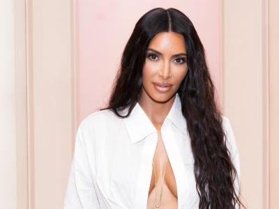 We've All Heard Of 'Second Day Hair,' But 'Second Day Makeup?' Kim Kardashian Is Making It A Thing
