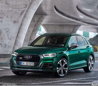 The new Audi SQ5 TDI: Instant performance thanks to electric powered compressor