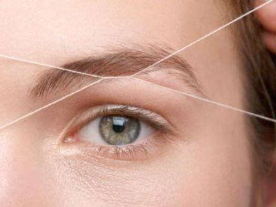 Eyebrow Threading | How To Thread Your Eyebrows
