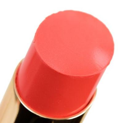 YSL Corail Marrakech & Corail Spontini Rouge Volupte Shine Lipsticks Reviews & Swatches