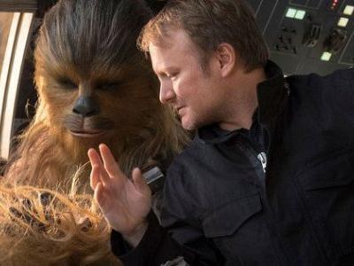 Last Jedi Director Takes Down Haters in a Series of Silent Tweets