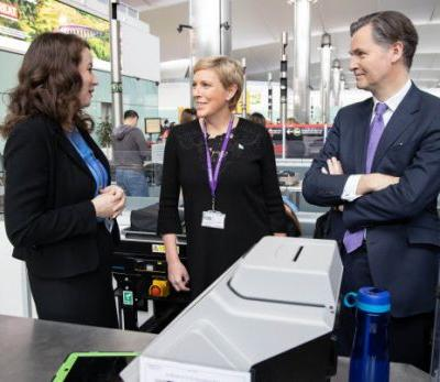 Heathrow invests over £50 million in cutting edge CT security equipment in UK airport first