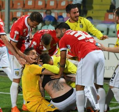 Parma complete amazing comeback from bankruptcy to Serie A