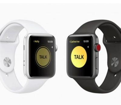 WatchOS 5 Announced With New Walkie-Talkie Feature