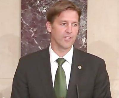 GOP. Sen Ben Sasse Bashes Trump's Attack on Sessions: 'The U.S. is Not Some Banana Republic'