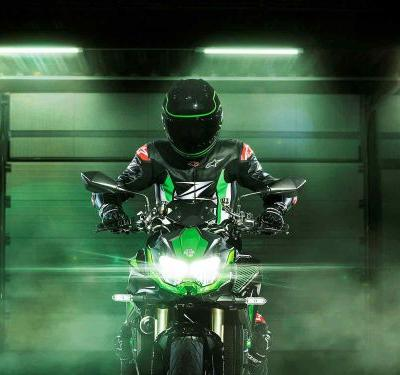 2021 Kawasaki Z H2 SE First Look Preview Photo Gallery