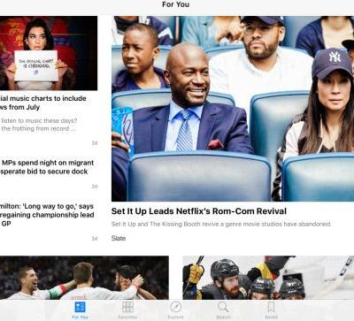 Apple rumor points to a TV, music and news subscription bundle