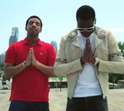 Drake Brings Out Meek Mill In Boston, Squashing Beef