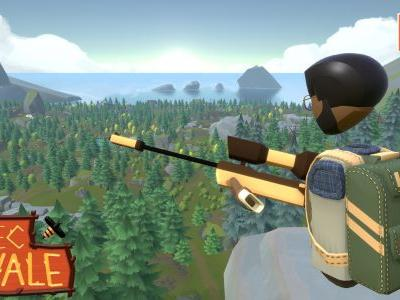 Battle royale comes to VR with upcoming free, cross-platform Rec Room update