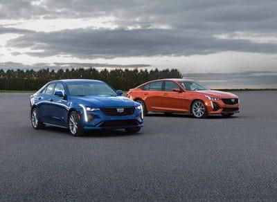 Cadillac's 2020 CT5-V and CT4-V performance sedans are tamer than expected