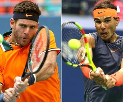 Former US Open champ getting another shot at Rafael Nadal