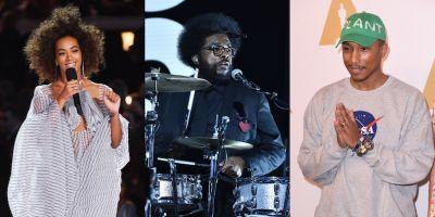 The Roots Picnic 2017: Pharrell, Solange, Lil Wayne, More