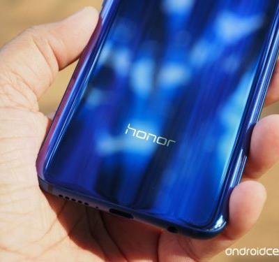 Honor shares the first photos taken from the View 20's 48MP camera