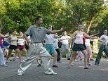 Older adults who do tai chi are MUCH less likely to suffer dangerous falls, study finds