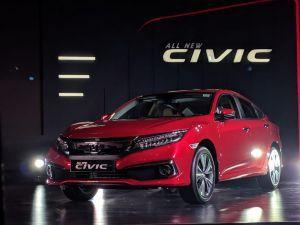 2019 Honda Civic To Get 3 Variants Bookings Open