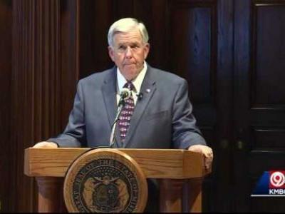 Justice Department: Missouri governor can't void federal gun laws