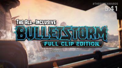 Bulletstorm: Full Clip Edition is coming to PS4, Xbox One and PC in April