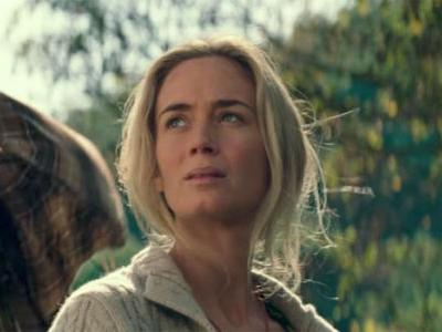 A Quiet Place Box Office: Another Big Weekend For John Krasinski's Horror Movie