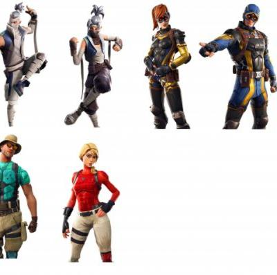 Fortnite: new skins and St. Patrick's Day items leaked