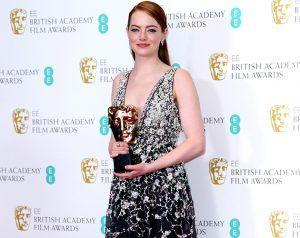 Emma Stone Endured An Awkward Interview At The BAFTAs