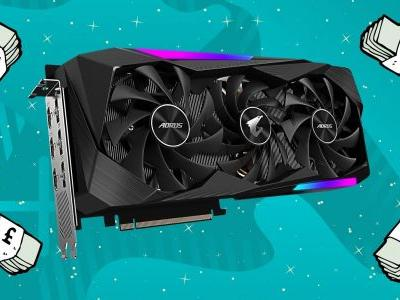 Overclockers are selling an RTX 3070 for £5,000 - here's why