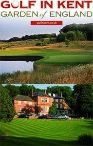 Sunday Golf Break on offer at London Golf Club & Brandshatch Place