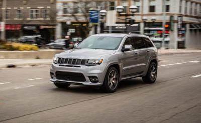 Fun at the SUV Fringe: 2017 Jeep Grand Cherokee SRT Tested!
