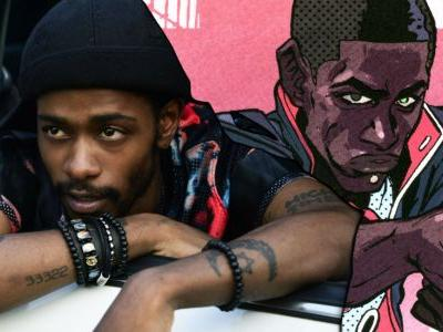 Lakeith Stanfield To Star in Graphic Novel Adaptation Prince of Cats