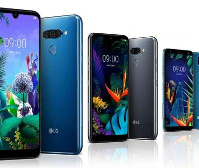 LG intros a trio of new Android phones, including Q60 with triple rear camera setup