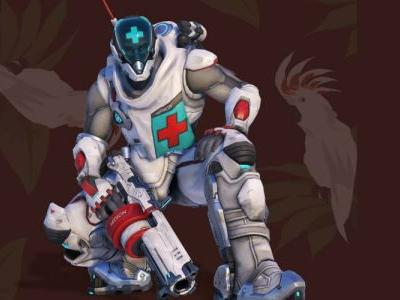 Overwatch's Baptiste gets his chance to shine with a new official short story