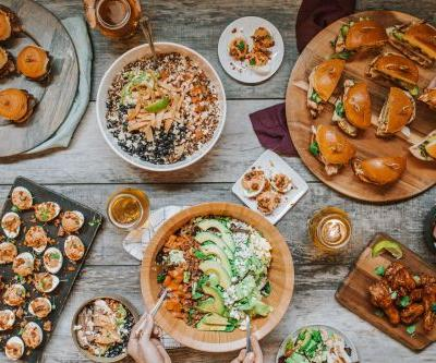 Rock Bottom Launches New Group Catering and Party Pack Menu