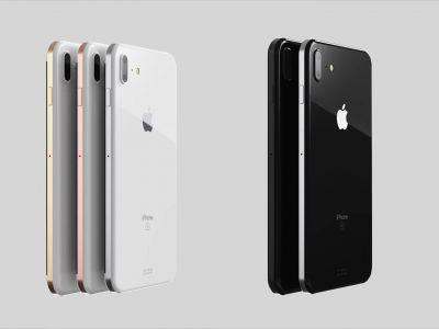 The iPhone 8 could have a next-generation selfie camera