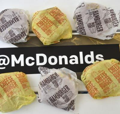 Here's Where To Get McDonald's Blueberry McGriddles For A Taste Of The Test Item